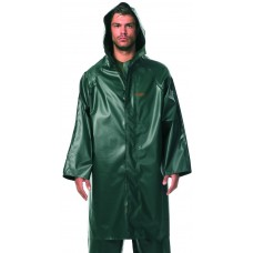 Dispan αδιάβροχο μακρύ με κουκούλα