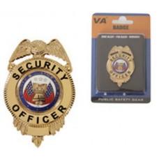 """Αμερικάνικο Σήμα Αστυνομίας """"Security Officer"""""""