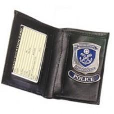 Δερμάτινο Πορτοφόλι με το Σήμα POLICE της VA